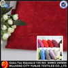 Fashion Microfiber Polyester Suede Cushion Covers Fabric