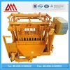 QT40-3A Small mobile automatic hollow cement block making machine