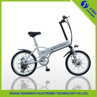 cheap price folding lithium battery powered electric bike