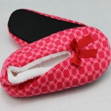 indoor warm slipper socks fur lined socks thick winter floor socks