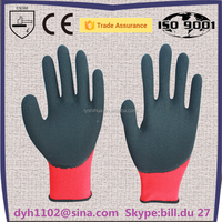 Alibaba China Latex Gloves Automotive Mechanic Gloves