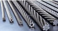 8*19s galvanized steel wire rope 10mm