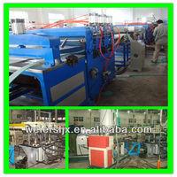 turn key project plastic sheet production line