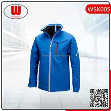 More function blue waterproof ski suit