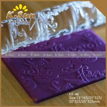 K-sun 4 size HALLOWEEN PUMPKIN decorating rolling pin cake tool reposteria baking utensils