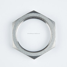stainless steel pipe fittings hex nut