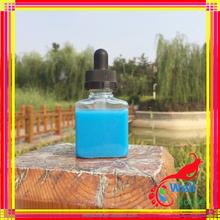 Express 350ml pet plastic juice bottle evidentproof cap for cuticle oil bottle