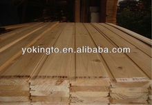 China fir/ Pine/ birch/ oak/ chestnut floor board without the coating