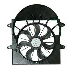 Aftermarket car parts for JEEP GRAND CHEROKEE 08'~10' 3.7L 4.7L 6.1L 4PIN OEM#55037969AB JEEP radiator fan Auto cooling fan