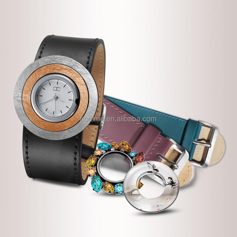 2015 Top Sale Latest Kabona Original Costume DIY Fashion Lady Watch