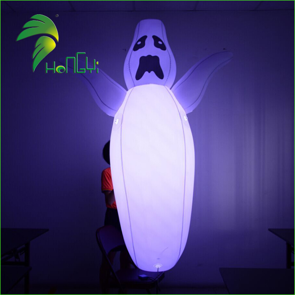 inflatable led lighted ghost