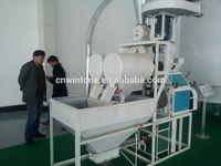 home flour mill machinery for wheat grain