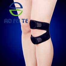 Aofeite hot sale X type adjustable elastic climing sport knee support