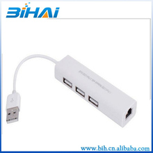USB 2.0 Ethernet Adapter/USB 2.0 Lan Card