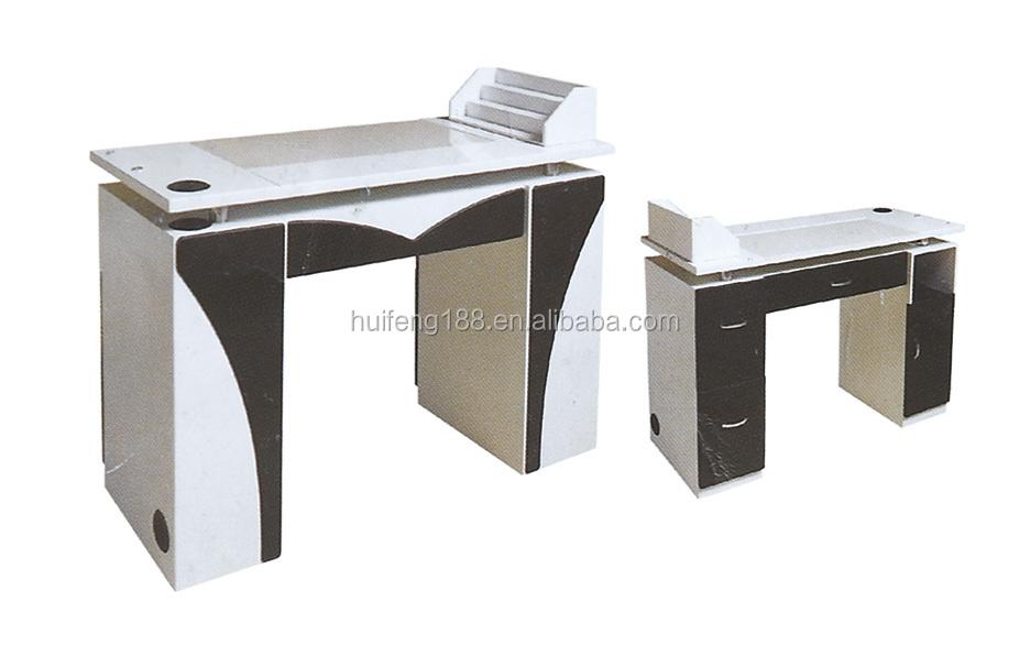 Venda quente mesa de manicure manicure unhas tabela 8010 for Sillas para manicure
