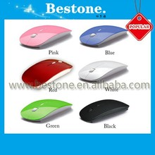 Custom Mini Ultra-Slim Wireless Mouse 2.4GHZ Bluetooth