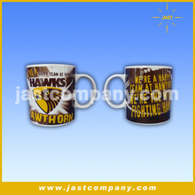 Sound Basketball related Personalized Gift-printing Enamel Mug