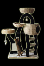 15 Years Factory Wooden Cat Tree/Cat Tree Condo House/ Cat Tree Tower Scratcher Furniture