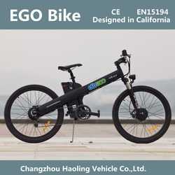 Seagull, good quality li-ion battery powerful electric dirt bike for adults