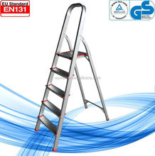 WK-AL205 5 steps high quality hot selling quick step ladder