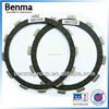 customise clutch friction plate ,autobike/motorbike/scooter clutch disc OEM