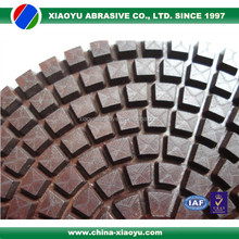 Wholesale Factory Prices-Top quality dry & wet metal bond polishing pad for concrete/granite/hard stone