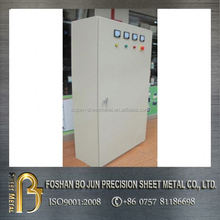 China wholesaler metal product customized floor standing product electric cabinet