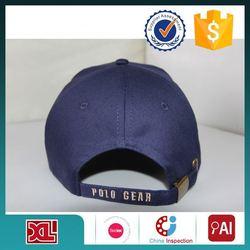 Best selling originality 6 panel cotton baseball cap/removable logo golf cap fine workmanship