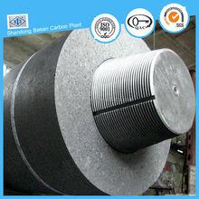 Low resistance Regular power graphite electrode for cast steel melting