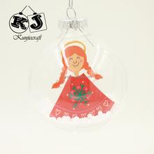 2015 New Design Winter Christmas Tree Ornament Hanging