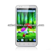 2014 Hot Sale 5.7 Inch Inew i2000 MTK6589 Quad Core Dual SIM RAM 1GB ROM 8GB Android 4.1 Smart Phone