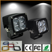 China supplier cree tractor 4x4 cheap car led work light for tractor, LED tractor working lights