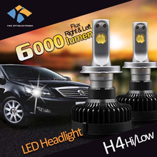 2015 hot 42W / 50W 3200 lumen 5000k / 6500K led light car