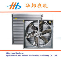Huabang supply low price air cooler exhaust fan for poultry farm/chicekn house