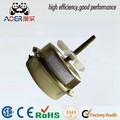 Ca de un solo- fase de baja potencia rpm 4 poste de acondicionador de aire más fresco del motor rotatorio