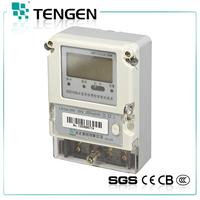 Hot sales good price high quality single phase prepaid smart meter DDZY256 stop digital power meter