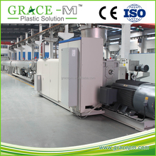 New technology 250mm hdpe pipe extrusion machine
