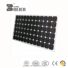 130W Mono Poly SOLAR PANEL FOR STREET LIGHT HOT SELLING China Manufactuier HIGH QUALITY