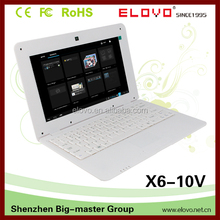 """Android laptop cheap 10"""" quality 10""""Android laptop VIA WM8850 10"""" mini Android laptop computer brand 10""""Android netbook"""