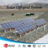 2015 New 12v 10w Panel Price Ground Mounting 1mw Solar Energy System