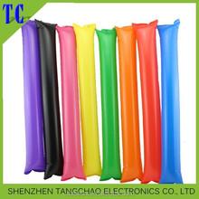 Printing Logo Inflatable LED Bangbang Stick,led flashing/inflatable team /inflatable led pvc cheer stick,led light cheer stick