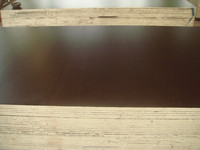 11.5mmX4'X8', pine and eucalyptus core, melamine glue,tego brown film faced plywood