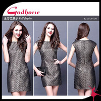 2015 Korean Sexy Fashion Silm Dress For Women