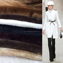 soft sheep fur skin garment fur material lamb fur skin