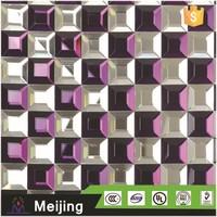 Popular wall cladding exterior porcelain tile for deco wall panels bulilding materials