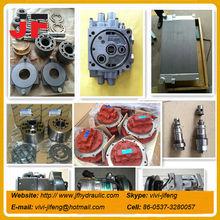 Dh55 Daewoo Excavator parts, kawasaki hydraulic pump K3V63DT