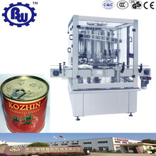 400 Cans High Speed Automatic Tomato Canning Machine,Tomato Sauce Filling Machine