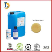 AC pool tile adhesive and grout, low viscosity