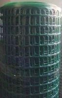 HDPE plastic square grid mesh