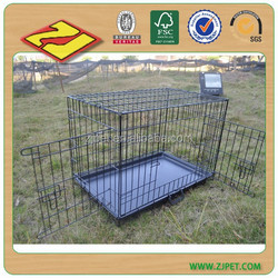 DXW003 Hot sales! Wire pet cage with wood frame / Dog house / wire dog cage